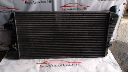 Радиатор охлаждения воздуха (интеркуллер) LDV MAXUS 526000031