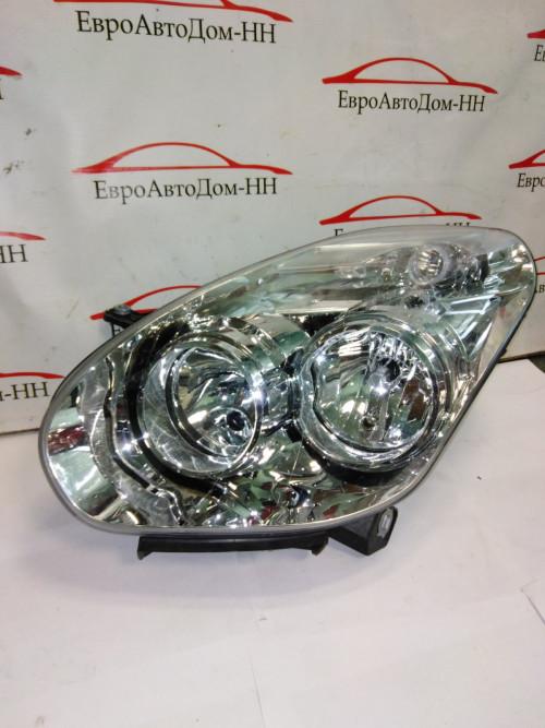 Фара левая Fiat Doblo II 46390711sx