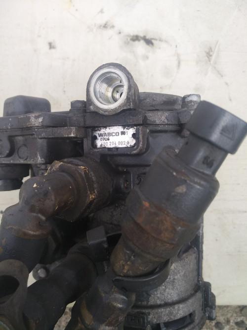 Кран тормозной Кран управления тормозами прицепа Iveco Stralis E5 4802040020