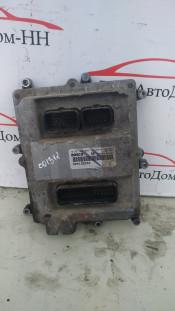 Блок управления двигателем (ЭБУ) Iveco Stralis E5 504122542, 0281020048