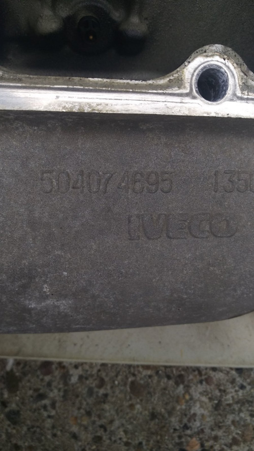 Впускной коллектор Iveco Stralis E5 504074695