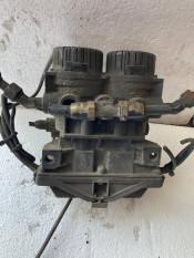 Модулятор EBS двух канальный Scania 4 - series 0486204019