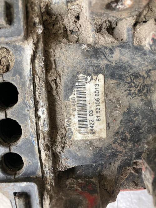 Модулятор EBS передний MAN TGA 81521066013