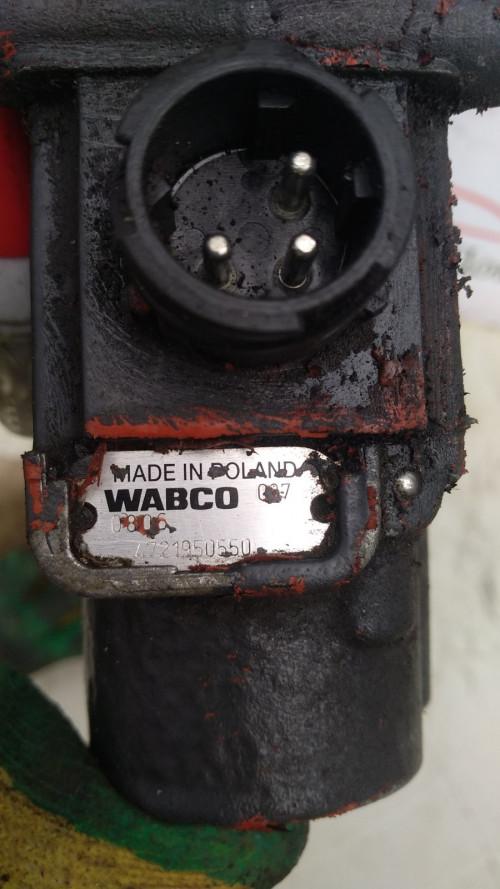 Кран ABS Iveco Stralis E5 4721950550
