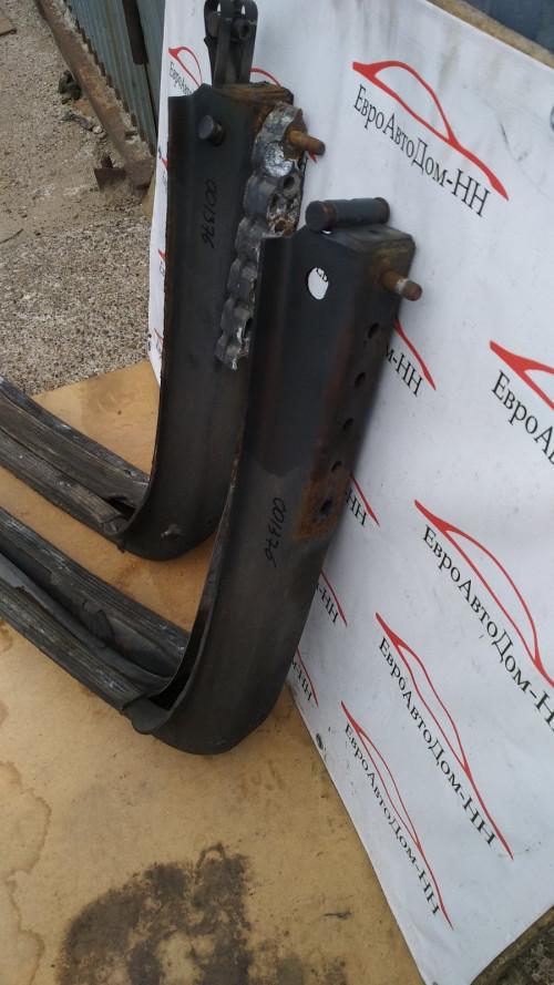 Кронштейн крепления топливного бака Iveco Stralis E5 41013963