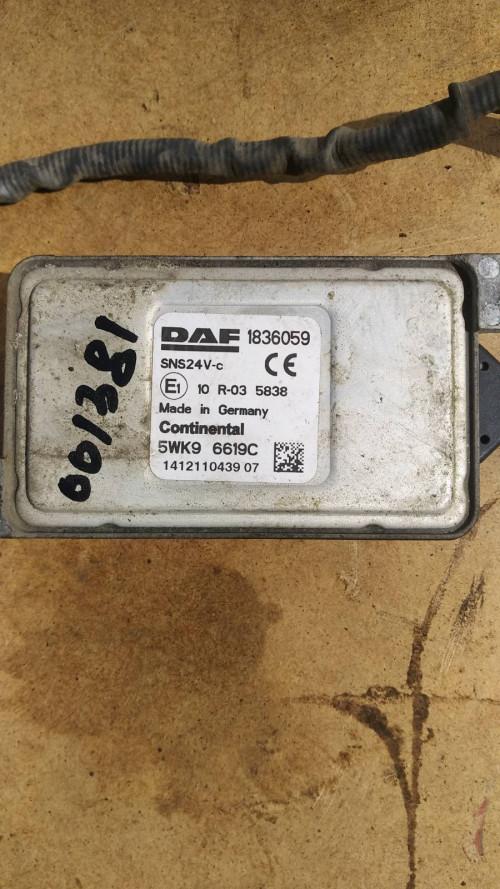 Датчик кислородный NOX DAF CF 85 1836059