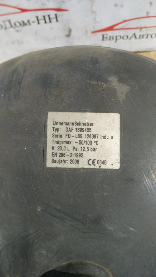 Кронштейн топливного бака DAF CF 85 1699455