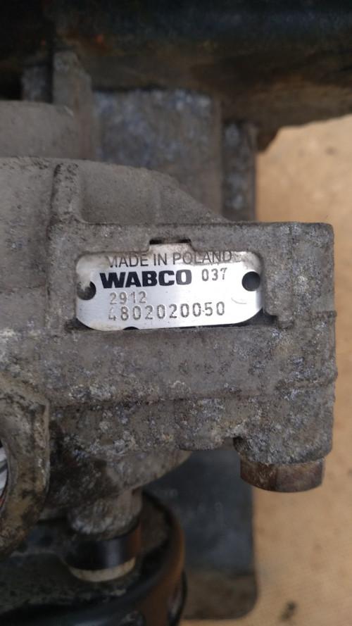 Клапан ускорительный тормозной DAF CF 85 4802020050