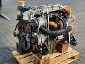 Двигатель (ДВС) Liebherr 544 d 924ti-e