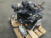 Двигатель (ДВС) Yanmar 4tnv98 Liebherr L508 4tnv98c