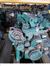 Двигатель (ДВС) VOLVO D8J Volvo Погрузчик