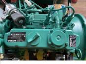 Двигатель (ДВС) VOLVO 9a-Ef08 Volvo Погрузчик