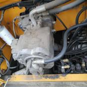 Трансмиссия Гидронасос VOLVO K3V140DT Volvo Экскаватор 06Y10108