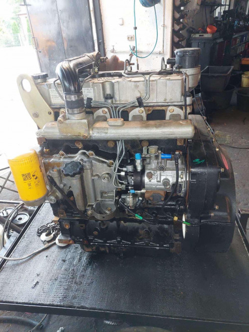 Двигатель (ДВС) JCB Dieselmax 3cx 4cx JCB Excavator Sd320/40526