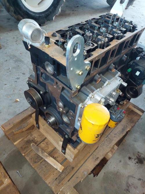 Двигатель (ДВС) JCB 444 t2 t3 t4 ecomax JCB Excavator