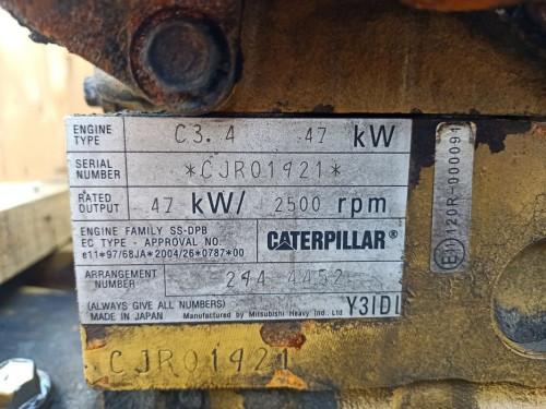 Двигатель (ДВС) CATERPILLAR C3.4 Caterpillar Погрузчик CJR01921