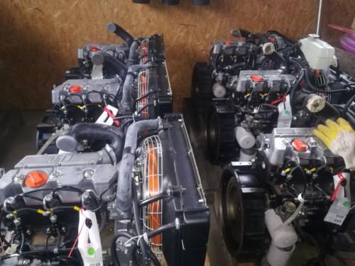 Двигатель (ДВС) Lombardini LDW 2204 Lombardini Трактор ldw2204