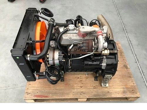 Двигатель (ДВС) Lombardini LDW 2004-T Lombardini Трактор