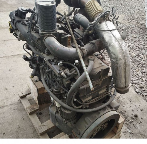 Двигатель (ДВС) SISU 8.4 L JCB Трактор