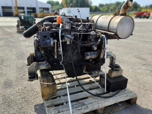 Двигатель (ДВС) CASE Family III 659TA-M2 Case Экскаватор