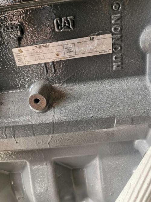Двигатель (ДВС) CATERPILLAR C 9,3 Claas Комбайн C9NO1541