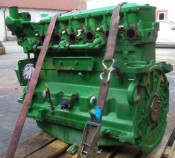Двигатель (ДВС) JOHN DEERE 6068HL488A,B John Deere Трактор AJDXL06.8101/ R504850C