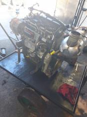 Двигатель (ДВС) DEUTZ TCD 2.9 L4 Deutz-Fahr Трактор 11504819