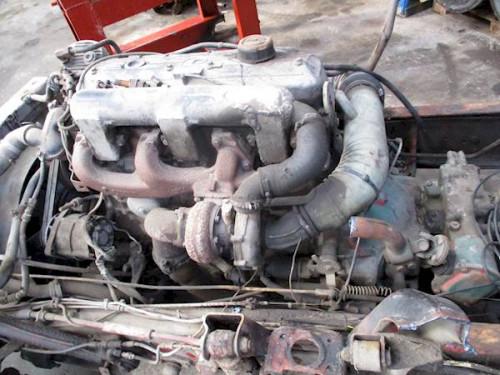Двигатель (ДВС) MERCEDES-BENZ OM366A с КПП Mercedes Atego