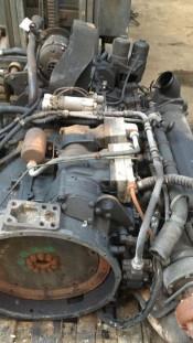 Двигатель (ДВС) MERCEDES-BENZ OM 457HLA Claas Комбайн OM457HLA