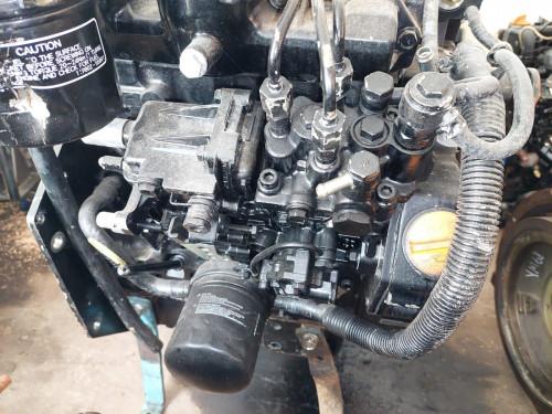 Двигатель (ДВС) YANMAR 3tne84t, 3tnv84t Komatsu Мини-экскаватор YD1500DTMDEC